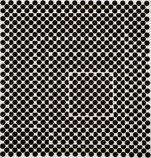 David Dangerous Victor Vasarely