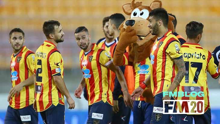 Serie A – US Lecce