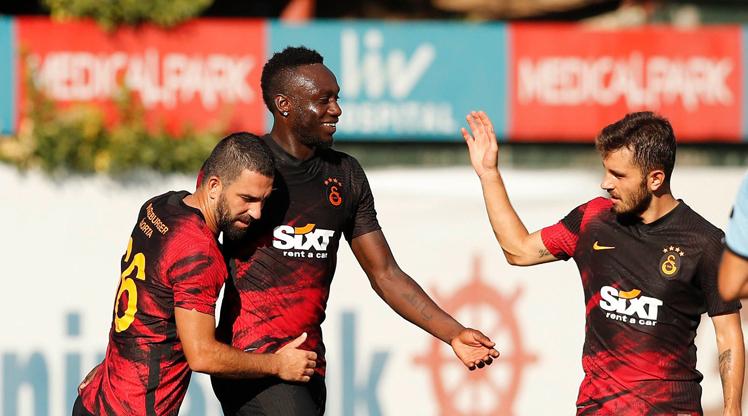 Galatasaray, İstanbulspor'u Diagne'nin golüyle yendi!
