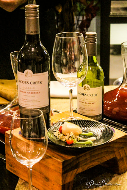 Exclusive Wine and Cheese pairing event review India Mumbai
