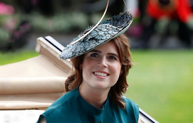 Princess Eugenie marks her 31st birthday, and her first as a mother