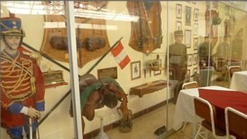 museo legion de caballeria