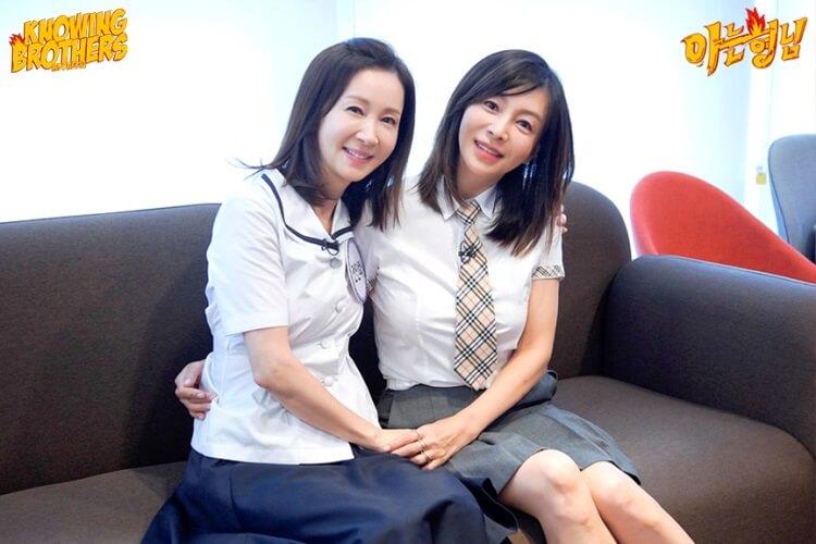 Nonton streaming online & download Knowing Bros eps 249 bintang tamu Hwang Shin-hye & Jeon In-hwa subtitle bahasa Indonesia
