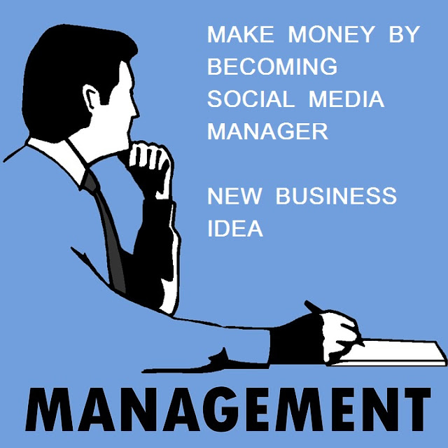 New Business Idea | Become a social media Manager
