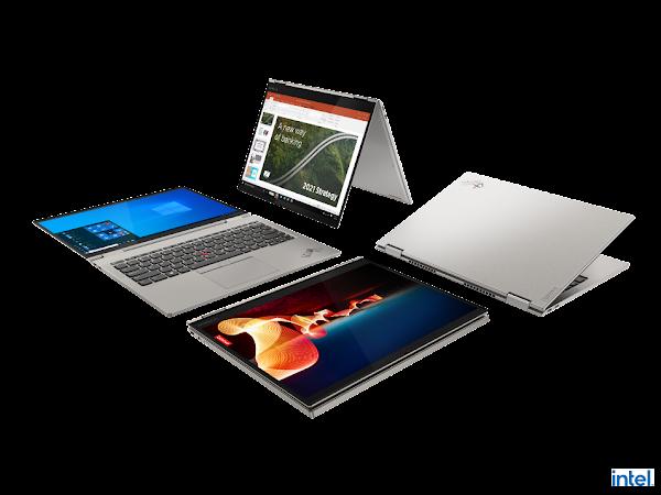 ThinkPad mais fino de todos os tempos e X1 Titanium Yoga completam o portfólio X1 otimizado para conferências