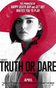 TRUTH OR DARE (2018) DUAL AUDIO 720P BLURAY 960MB