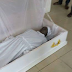 Photogist: Sad! Body of Mother of Triplet Who Died A Week After Delivery Is Laid To Rest
