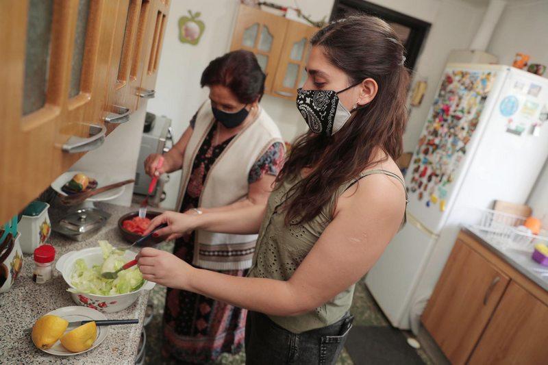 Mascarilla en casa la nueva medida para evitar contagios en Punta Arenas