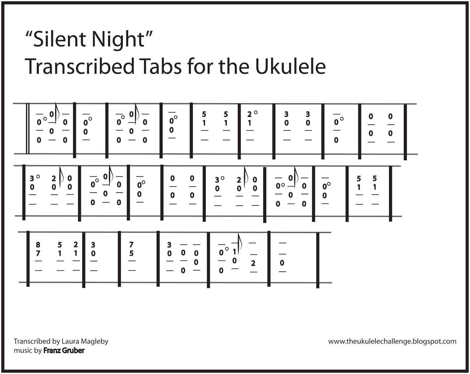 The Ukulele Challenge