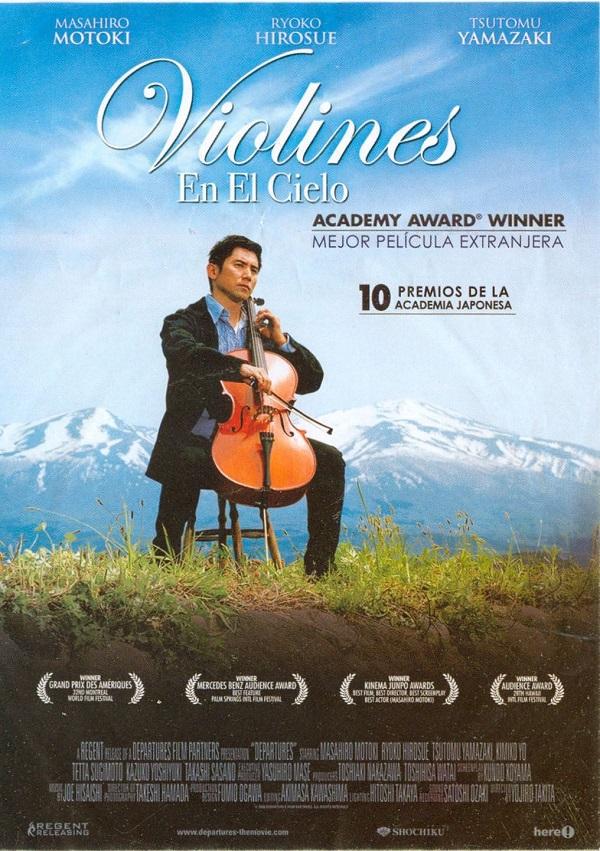 Descargar Violines en el cielo (2008) Español Latino