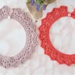 Collar Fácil a Crochet