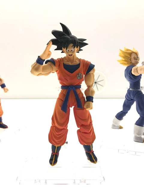 S.H.Figuarts Son Goku A Saiyan Raise in Earth de Dragon Ball Z