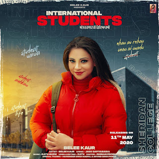 International Students Sung By Belee Kaur New Punjabi Song 2020