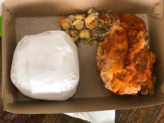 paket ayam tepi laut