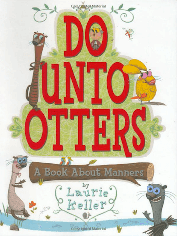 Do Unto Otters: Learning about respect and kindness