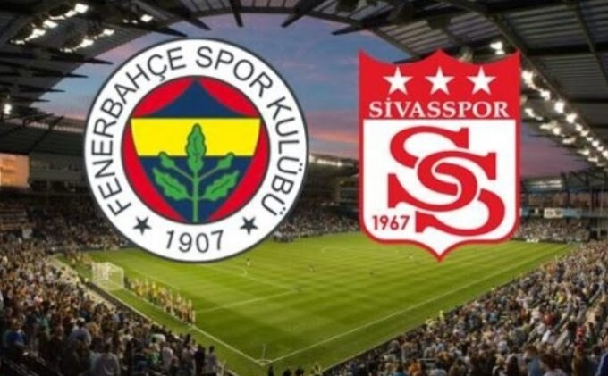 12 Eylül 2021 Pazar Fenerbahçe - Sivasspor maçı Canlı maç izle - Justin tv izle - Taraftarium24 izle - Jestyayın izle - Selçukspor izle - maç izle