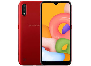 Harga Samsung Galaxy A01