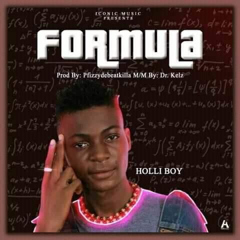 Holli Boy – Formula #Arewapublisize