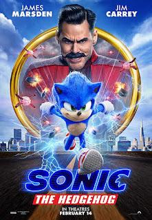 مشاهدة فيلم Sonic the Hedgehog 2020 مترجم