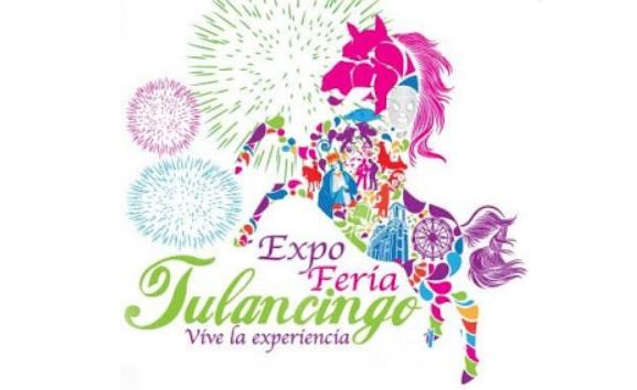 Expo Feria Tulancingo Logotipo con un Caballo
