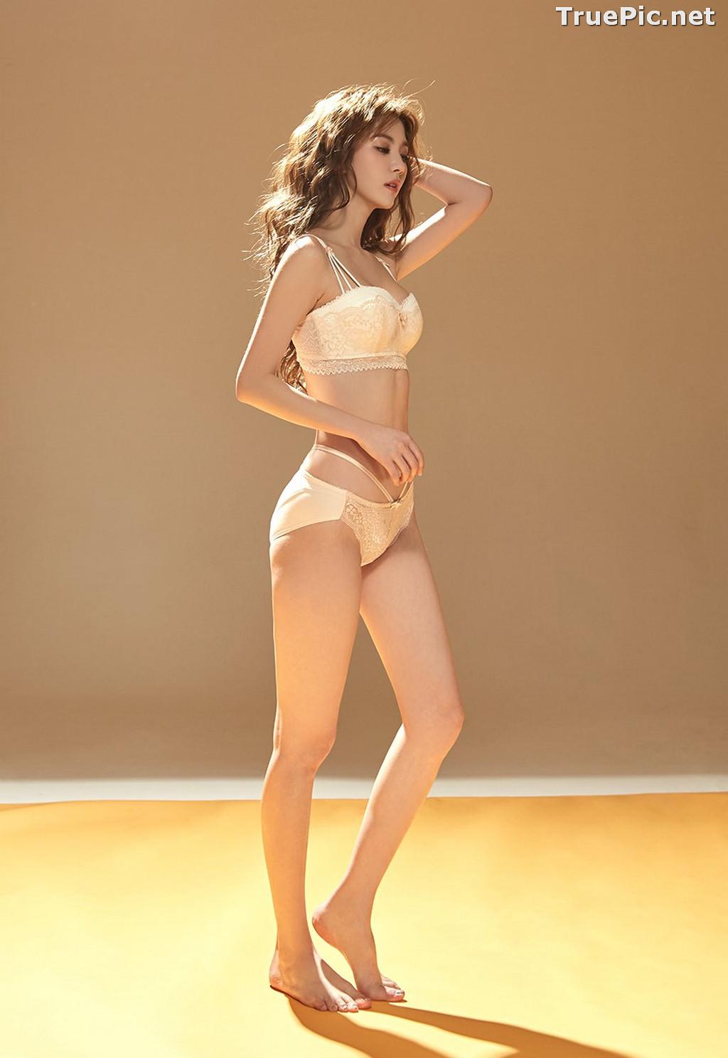 Image Korean Fashion Model – Lee Chae Eun (이채은) – Come On Vincent Lingerie #7 - TruePic.net - Picture-10