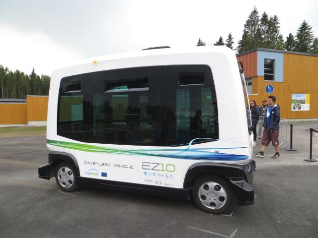 asuntomessut vantaa 2015 kuskiton bussi
