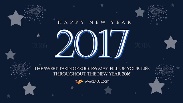 Happy New Year 2017 Inspirational Messages