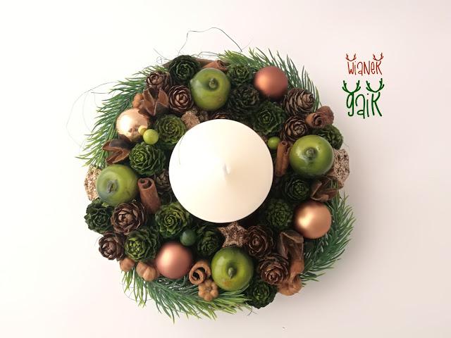 Gaik - wianek świąteczny