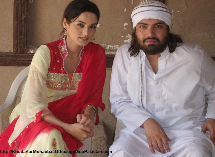 pakistan showbiz clicks drama serial khuda aur mohabbat