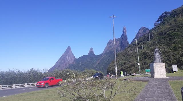 Dedo de Deus - Teresópolis - Mirante Soberbo