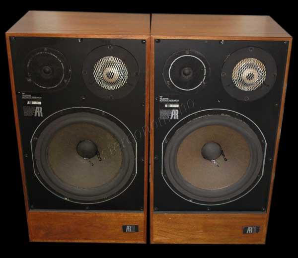 Stereonomono Hi Fi Compendium Acoustic Research Ar 11 1977