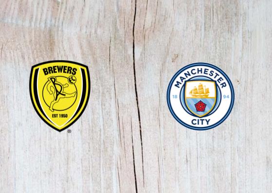 Burton vs Manchester City Full Match & Highlights 23 January 2019