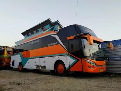 Sewa Bus Pariwisata Solo 50 Seat