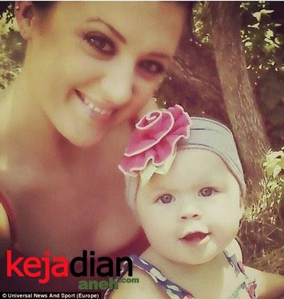Arwah Sang Ibu Selamatkan Bayinya Dalam Kecelakaan