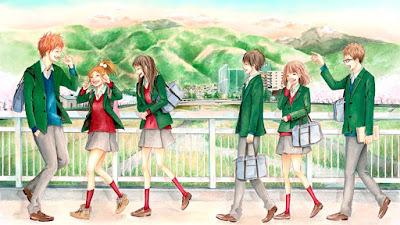 El manga Orange obtendrá un nuevo capítulo el 25 de mayo.