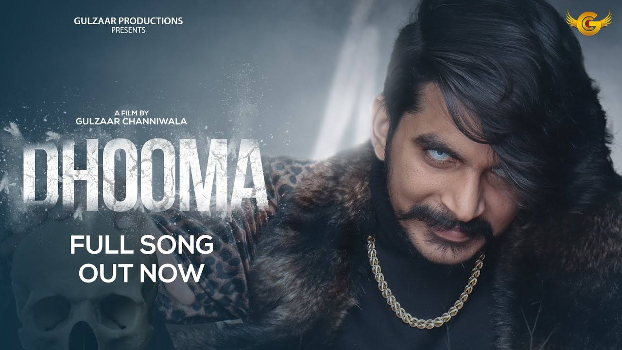 Dhooma Lyrics Gulzaar Chhaniwala