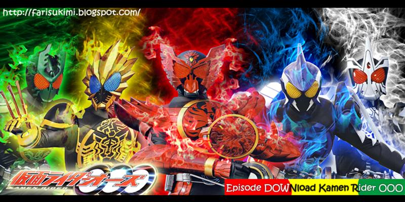 Kamen rider ooo episode 5 sub indo / Le film egyptien al