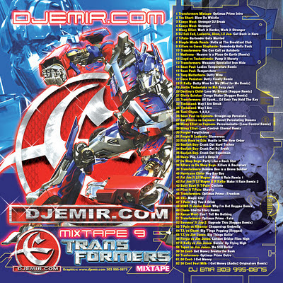 dj emir transformers mixtape