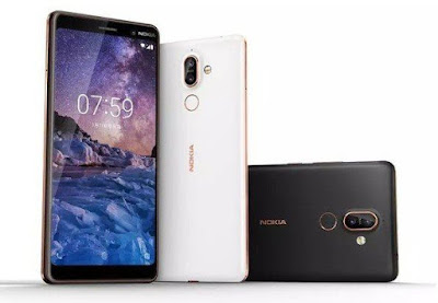 Nokia 7 color range - and full specification