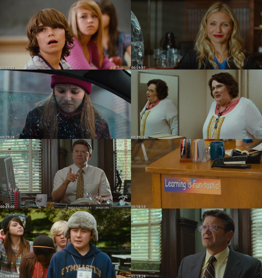 Bad Teacher (2011) [DVDScreener] [Español]