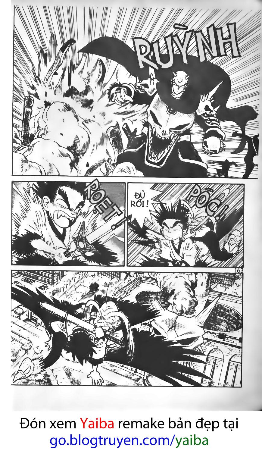 Yaiba chap 18 trang 16