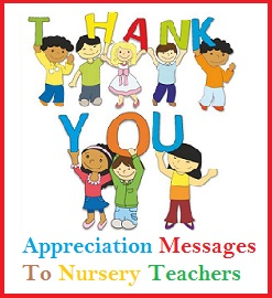 Thank You Messages! : Teachers