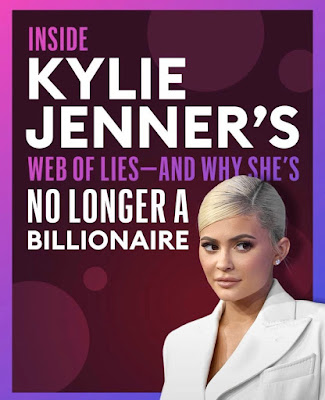kylie jenner web of lies