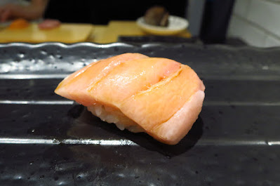 Ryo Sushi, otoro shoyu