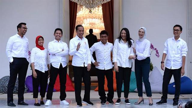 Pernyataan Staf Khusus Presiden Jokowi Memecah Belah Bangsa