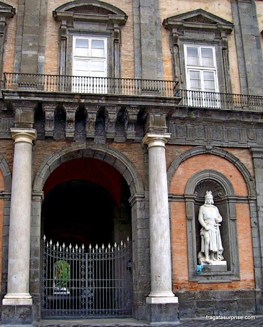 Palácio Real, Nápoles