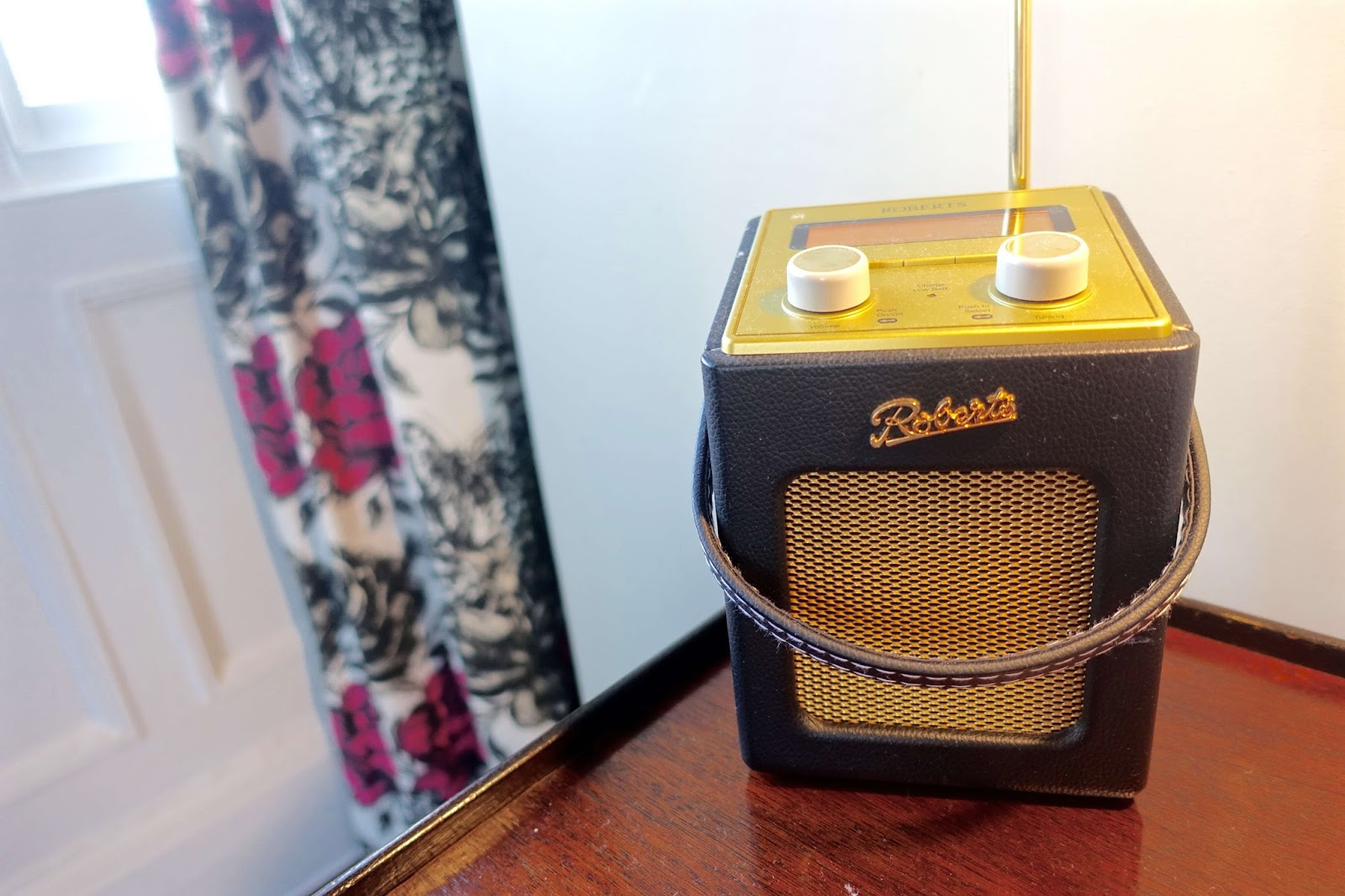 retro DAB radio burley manor