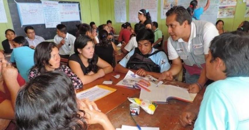 Qali Warma capacita cerca de 3 mil CAE para la vigilancia del servicio alimentario escolar - www.qaliwarma.gob.pe