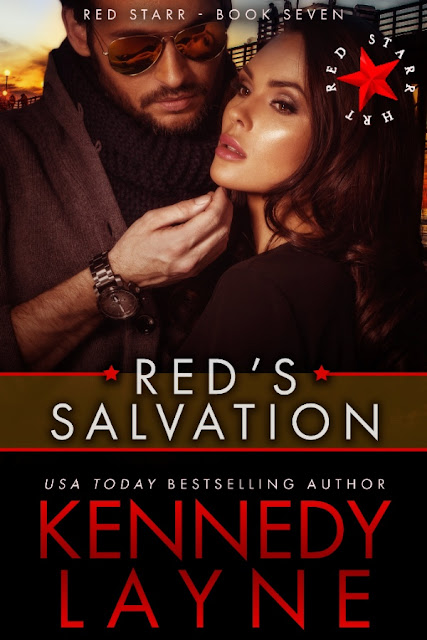 Lisas lovesbooks of course october 2016 reds salvation red starr book seven fandeluxe Choice Image