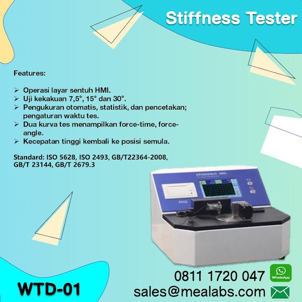 WTD-01 Stiffness Tester